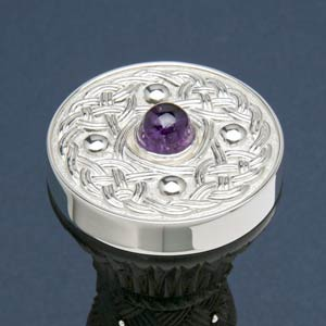 The Amethyst set in the Dirk
